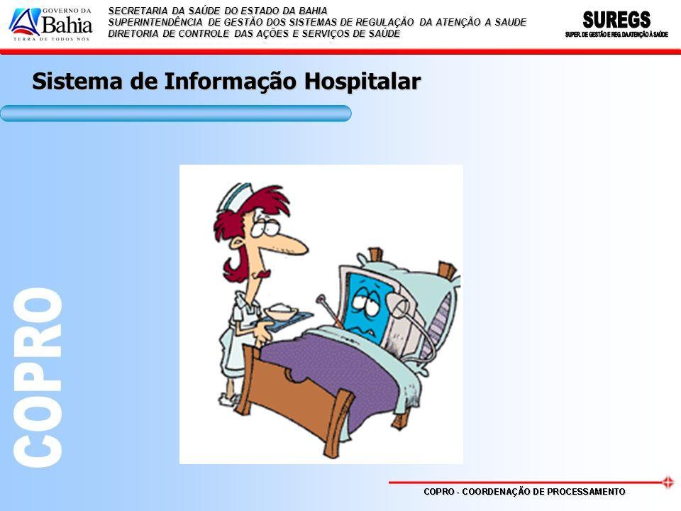 Sistema de Informação Hospitalar