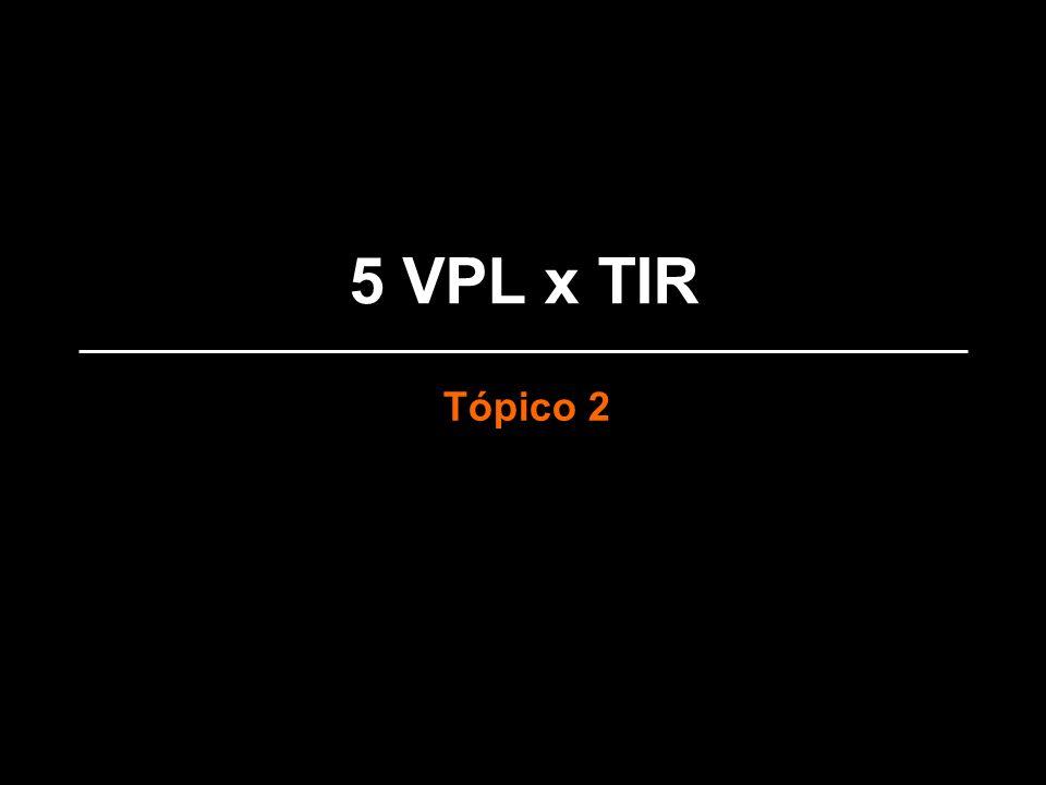 5 VPL x TIR Tópico 2