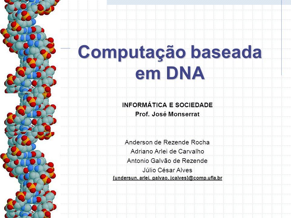 Computação baseada em DNA