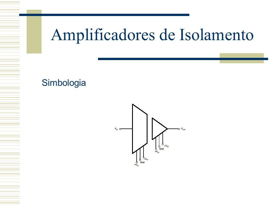 Amplificadores de Isolamento