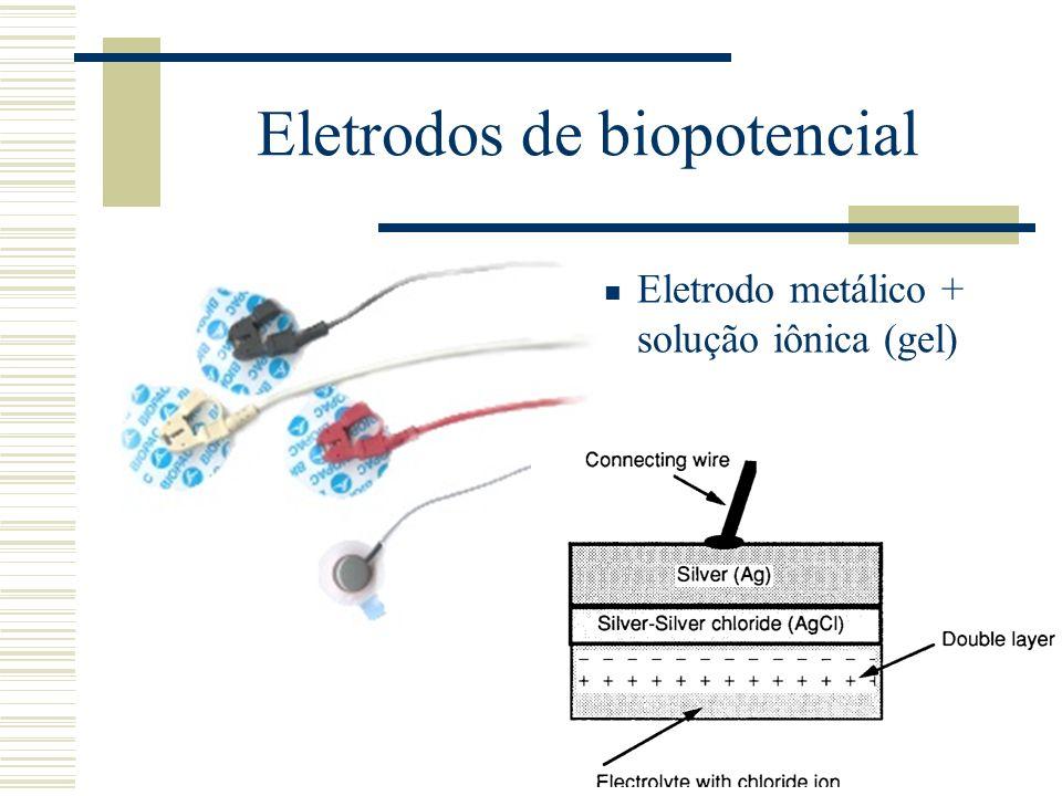Eletrodos de biopotencial