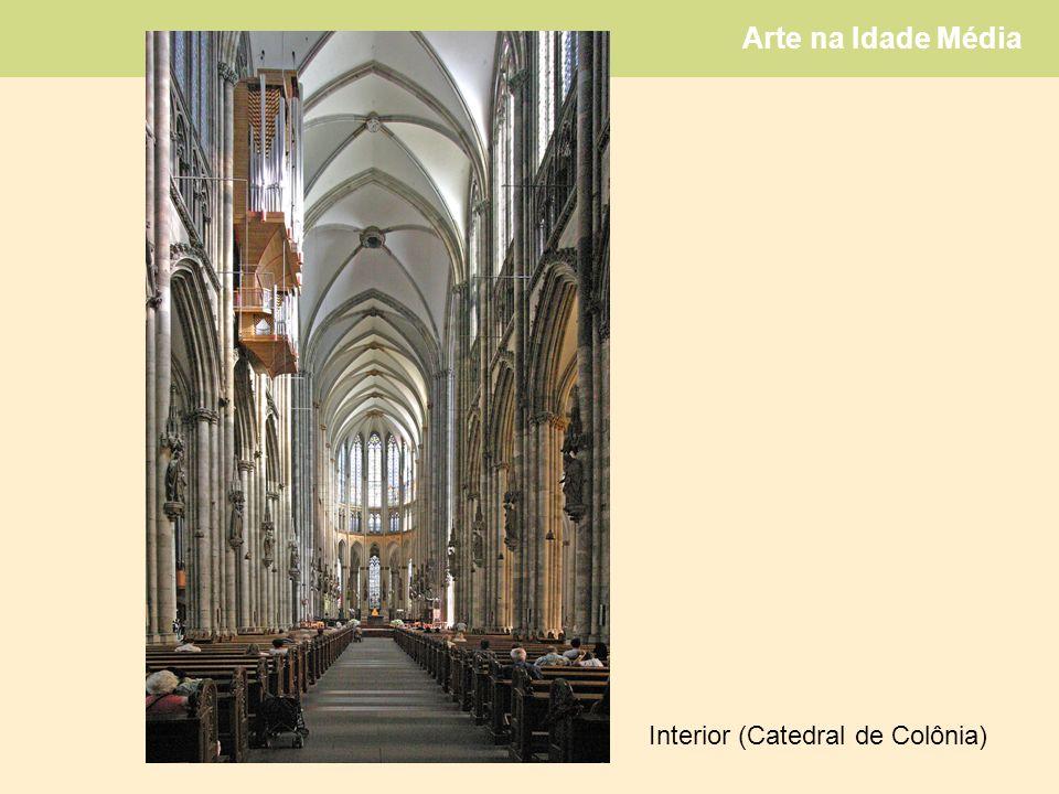 Interior (Catedral de Colônia)