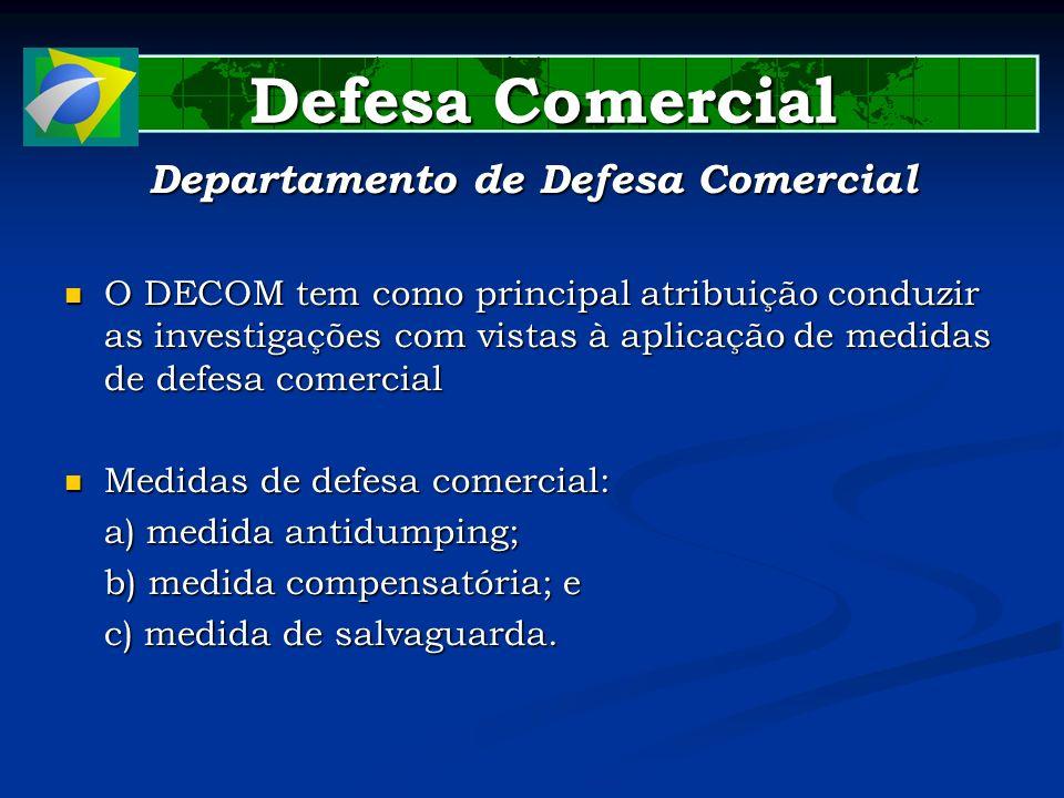 Departamento de Defesa Comercial