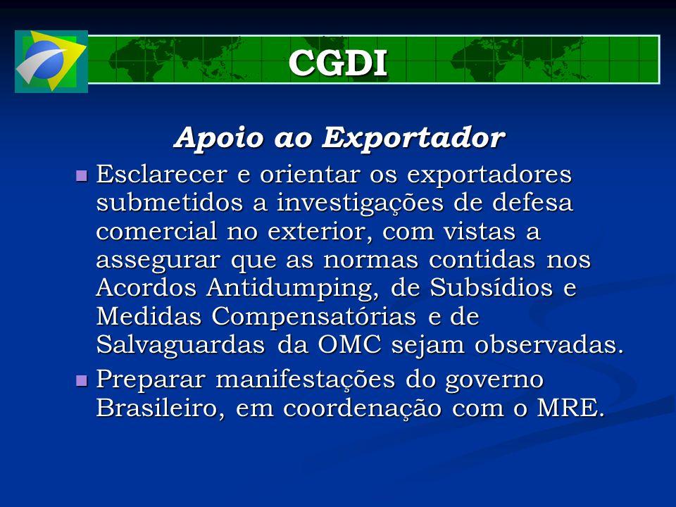 CGDI Apoio ao Exportador