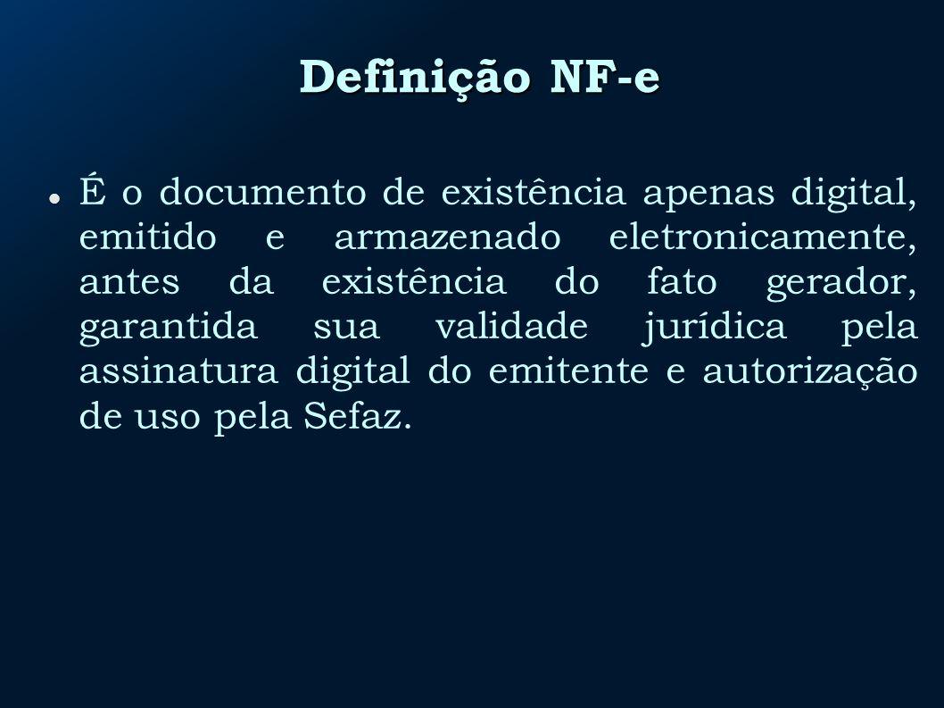 Definição NF-e