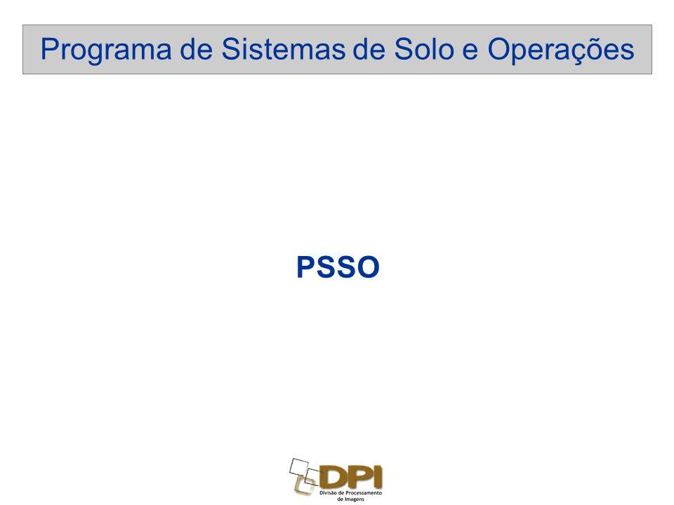 Programa de Sistemas de Solo e Operações