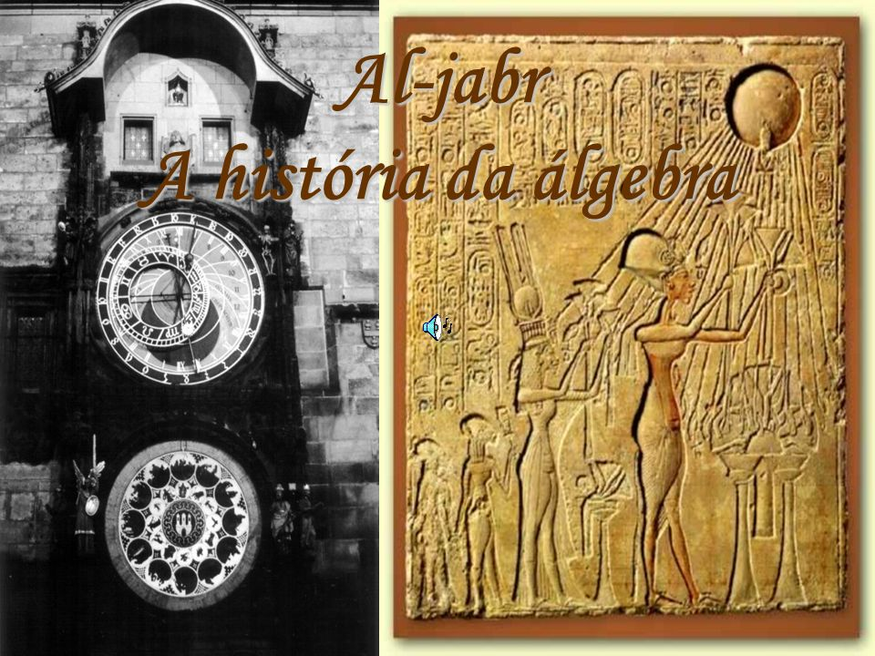 Al-jabr A história da álgebra