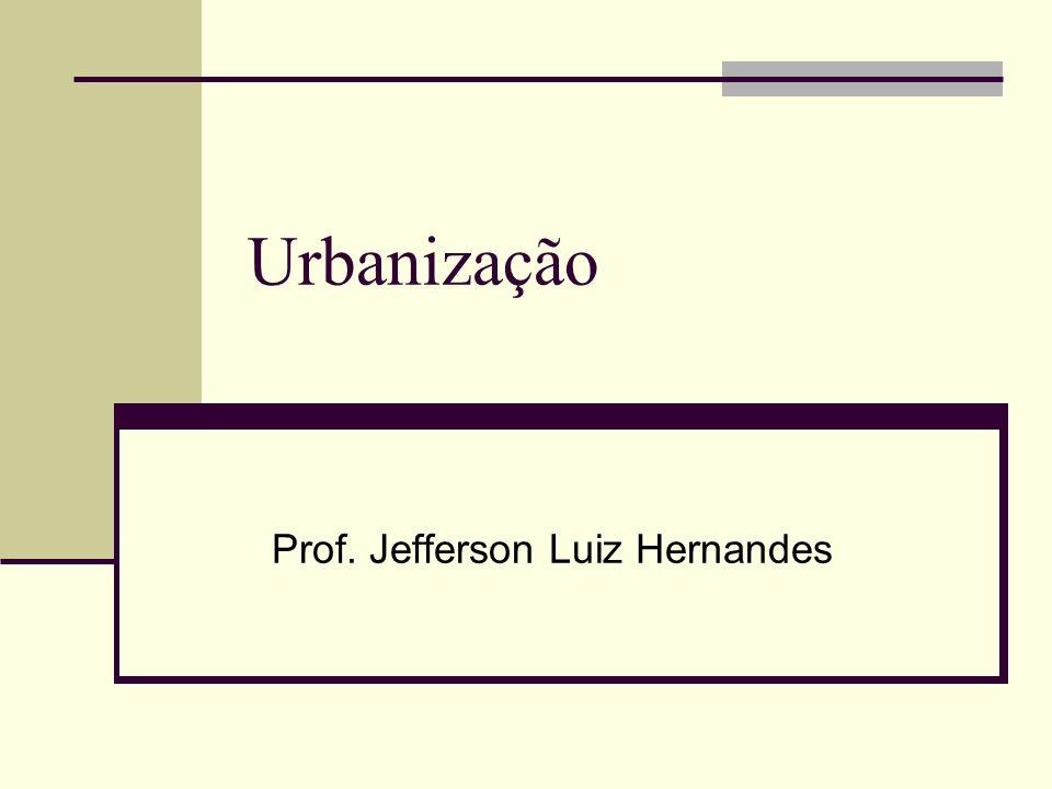Prof. Jefferson Luiz Hernandes