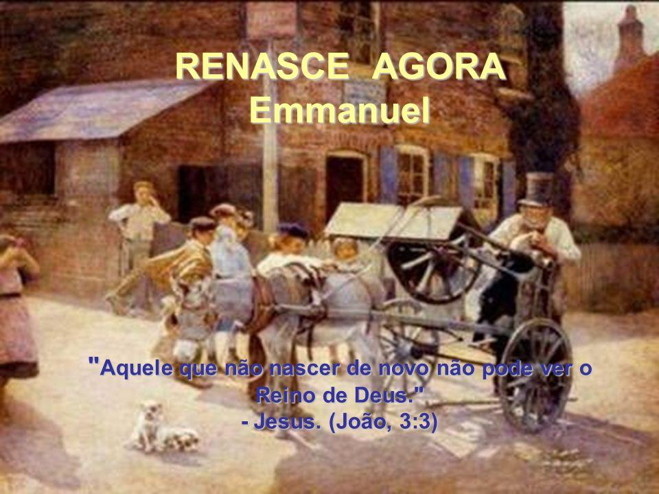 RENASCE AGORA Emmanuel