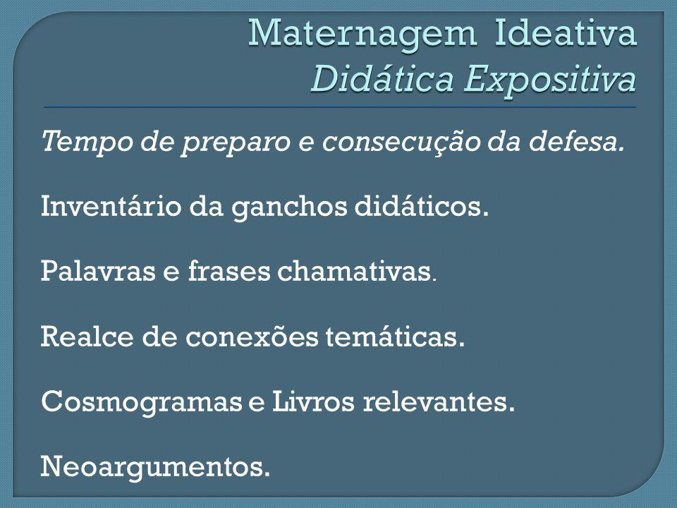 Maternagem Ideativa Didática Expositiva