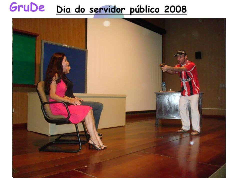 Dia do servidor público 2008