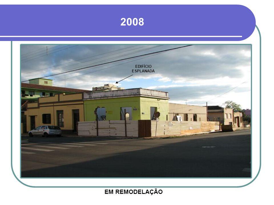 2008 EDIFÍCIO ESPLANADA.