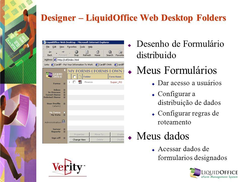 Designer – LiquidOffice Web Desktop Folders