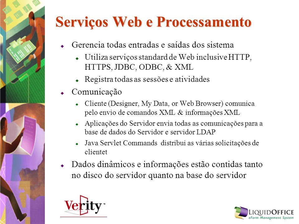 Serviços Web e Processamento