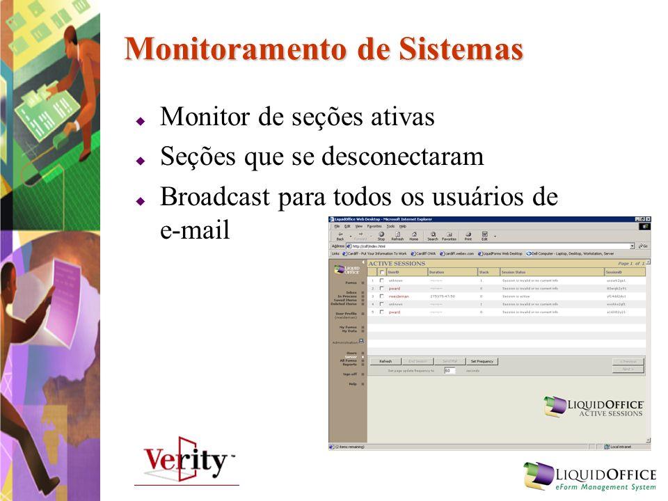 Monitoramento de Sistemas