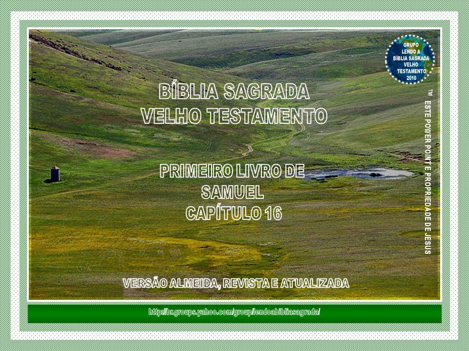 VERSÃO ALMEIDA, REVISTA E ATUALIZADA