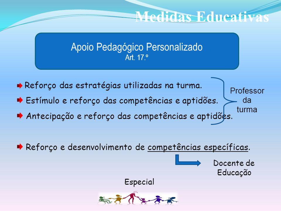 Apoio Pedagógico Personalizado