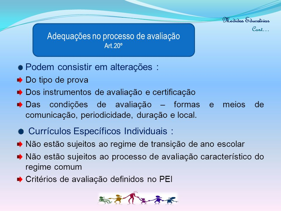 Medidas Educativas Cont…