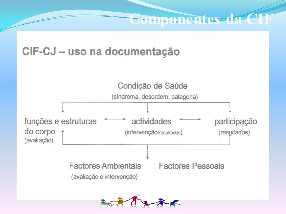 Componentes da CIF