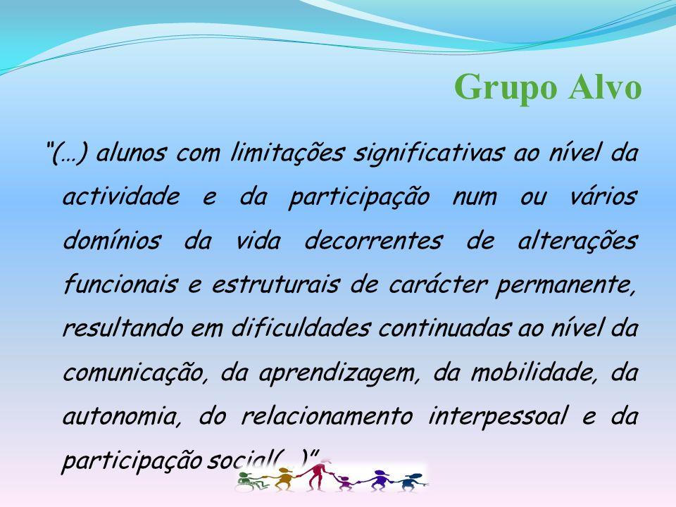 Grupo Alvo