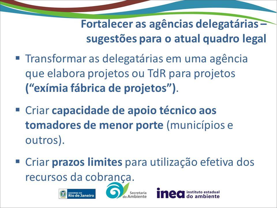 Fortalecer as agências delegatárias – sugestões para o atual quadro legal