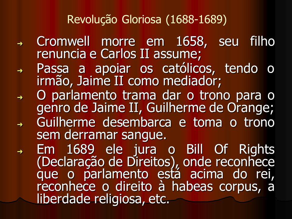 Revolução Gloriosa (1688-1689)