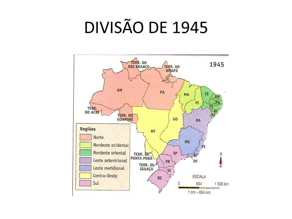 DIVISÃO DE 1945