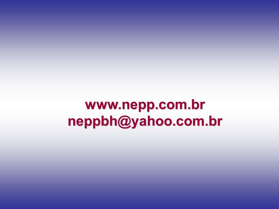 www.nepp.com.br neppbh@yahoo.com.br