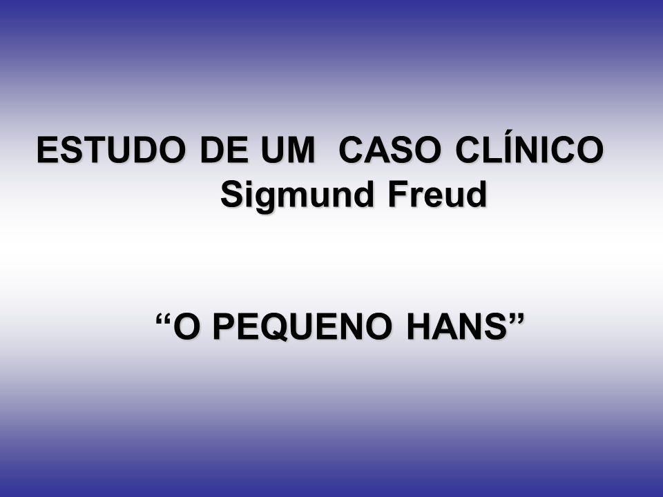 ESTUDO DE UM CASO CLÍNICO