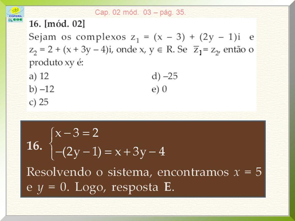 Cap. 02 mód. 03 – pág. 35.