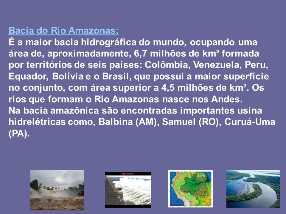 Bacia do Rio Amazonas: