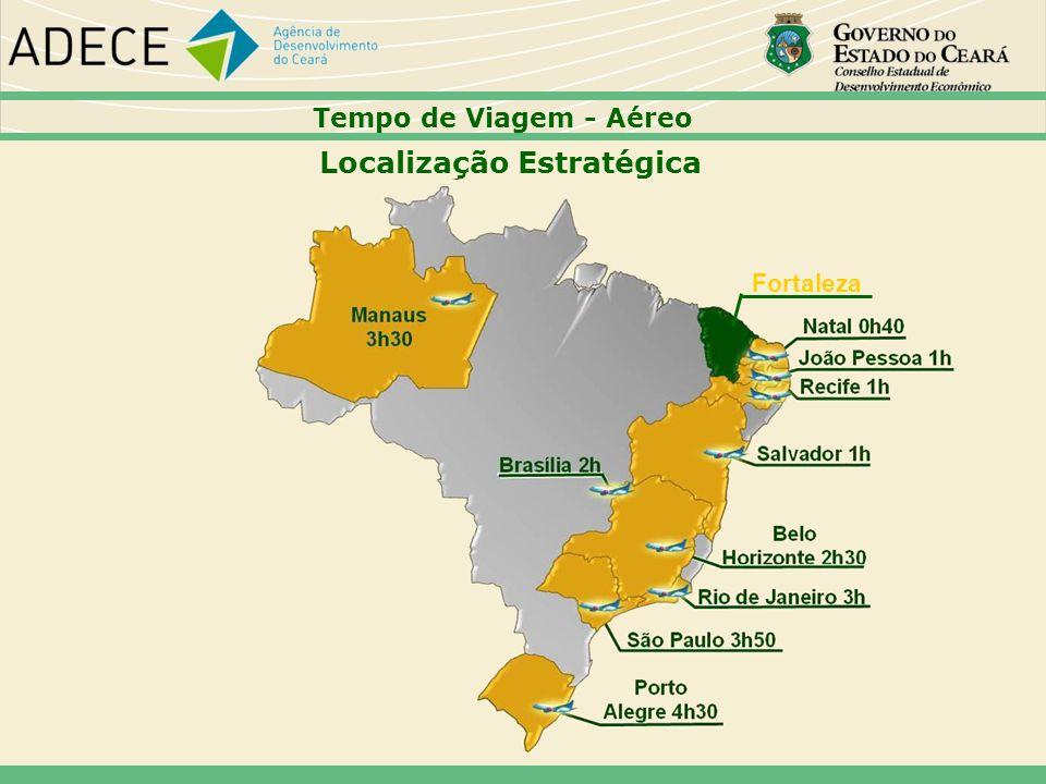 Localização Estratégica