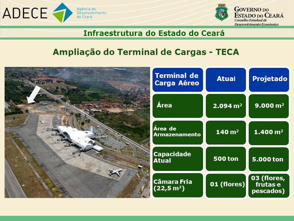 Terminal de Carga Aéreo 03 (flores, frutas e pescados)