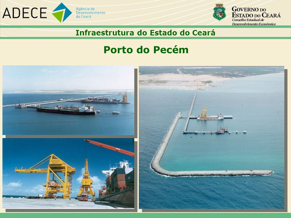 27272727 Infraestrutura do Estado do Ceará Porto do Pecém 27 27 27