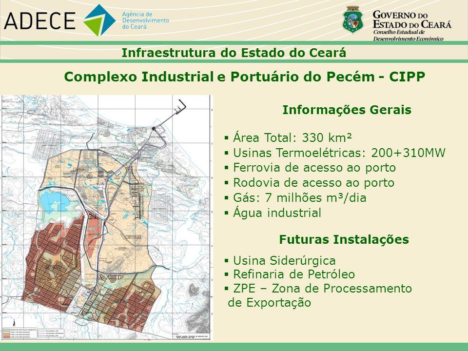 Complexo Industrial e Portuário do Pecém - CIPP