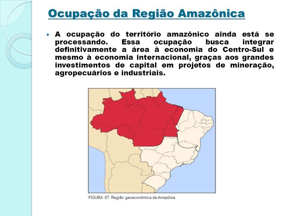 Ocupação da Região Amazônica