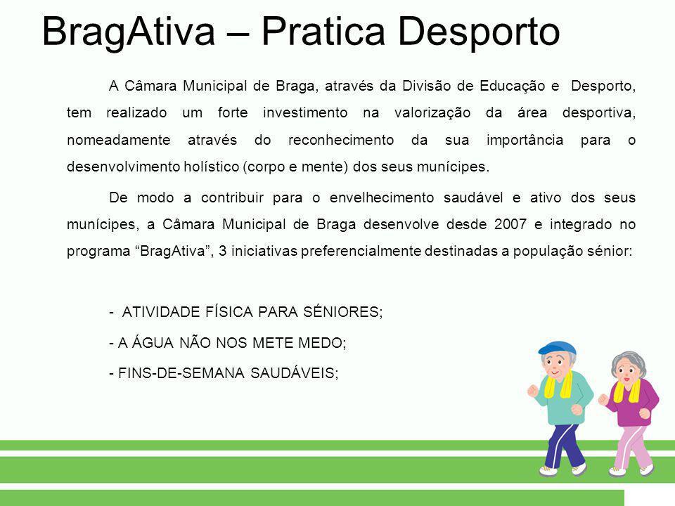 BragAtiva – Pratica Desporto