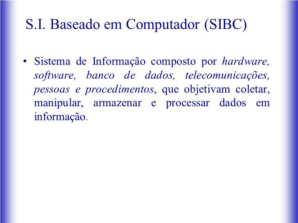 S.I. Baseado em Computador (SIBC)