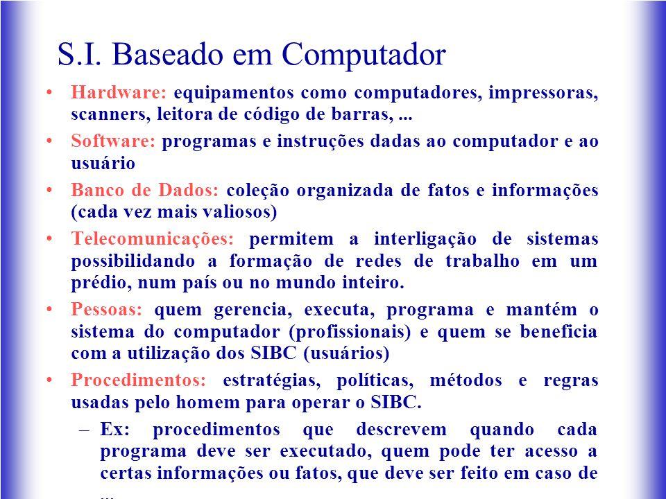 S.I. Baseado em Computador