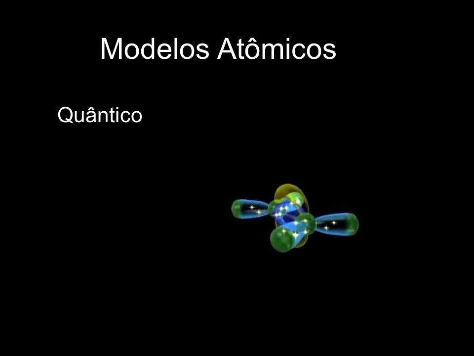 Modelos Atômicos Quântico