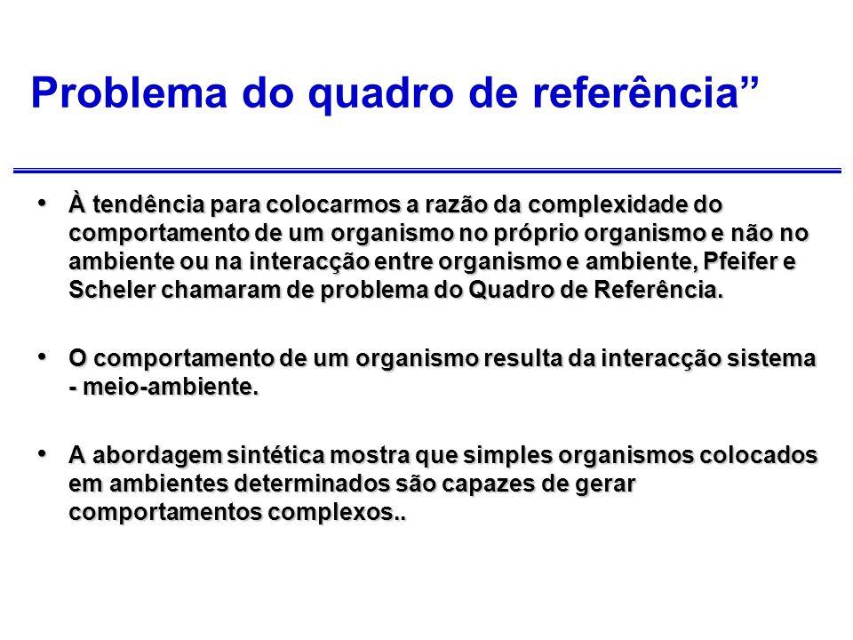 Problema do quadro de referência