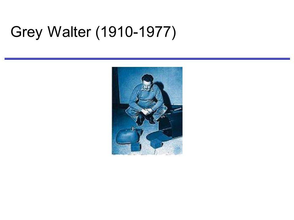 Grey Walter (1910-1977)