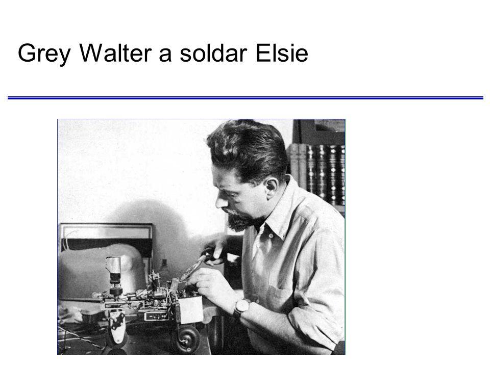 Grey Walter a soldar Elsie