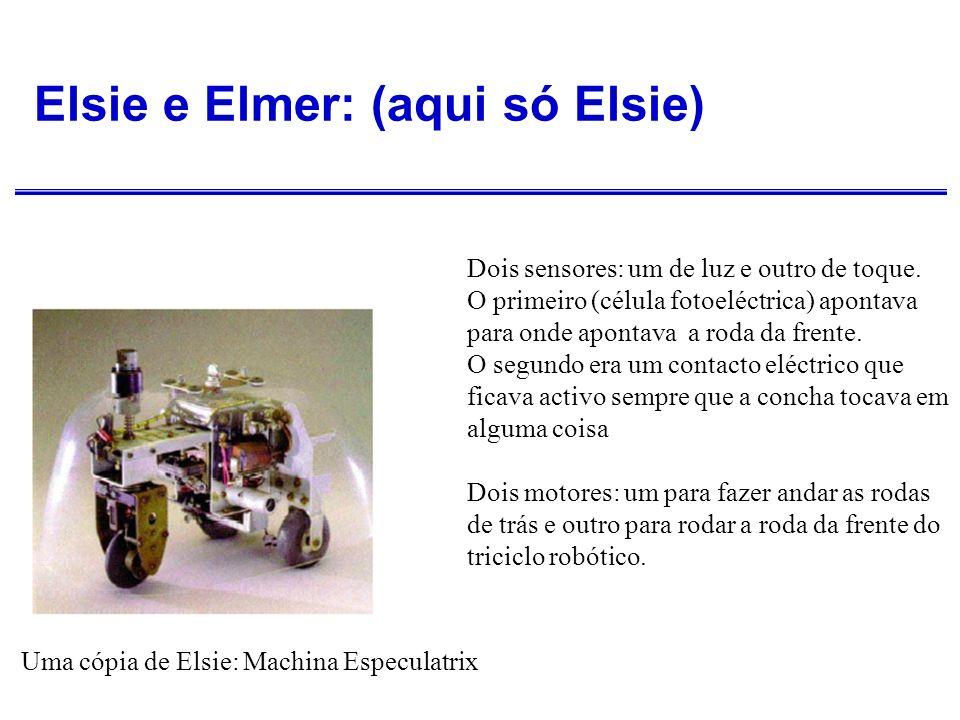 Elsie e Elmer: (aqui só Elsie)
