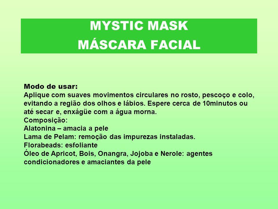 MYSTIC MASK MÁSCARA FACIAL