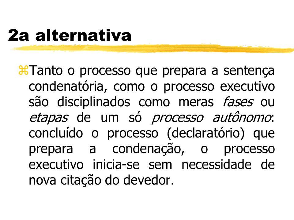 2a alternativa