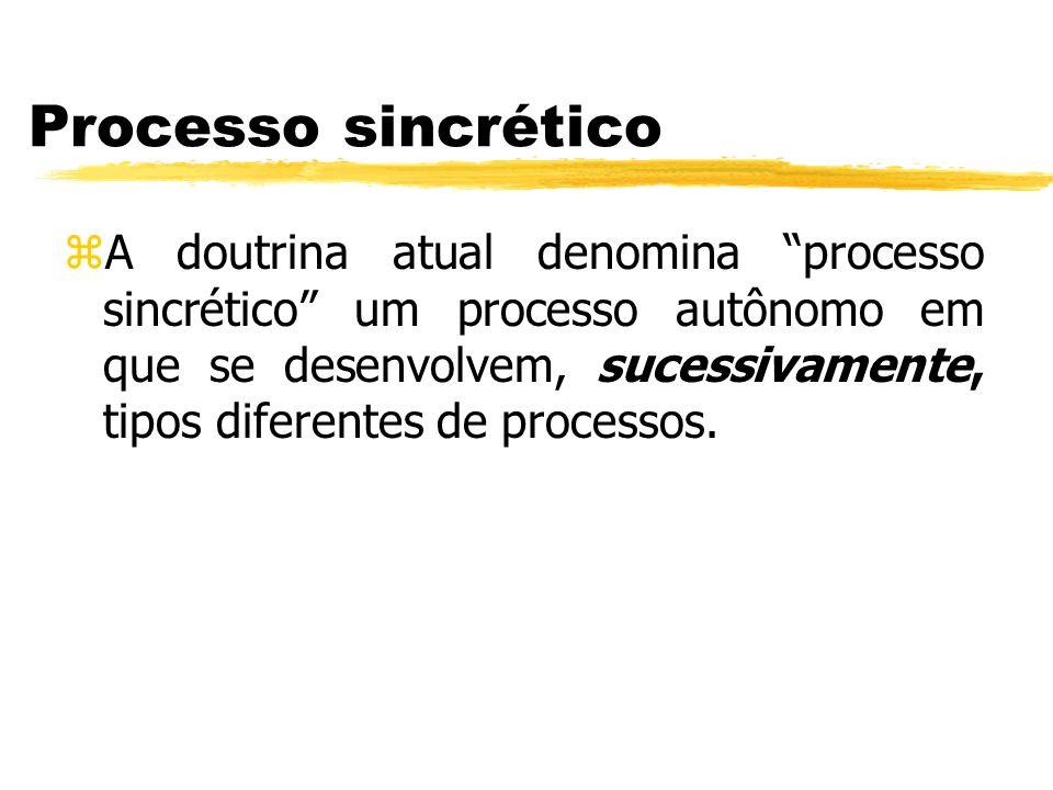 Processo sincrético