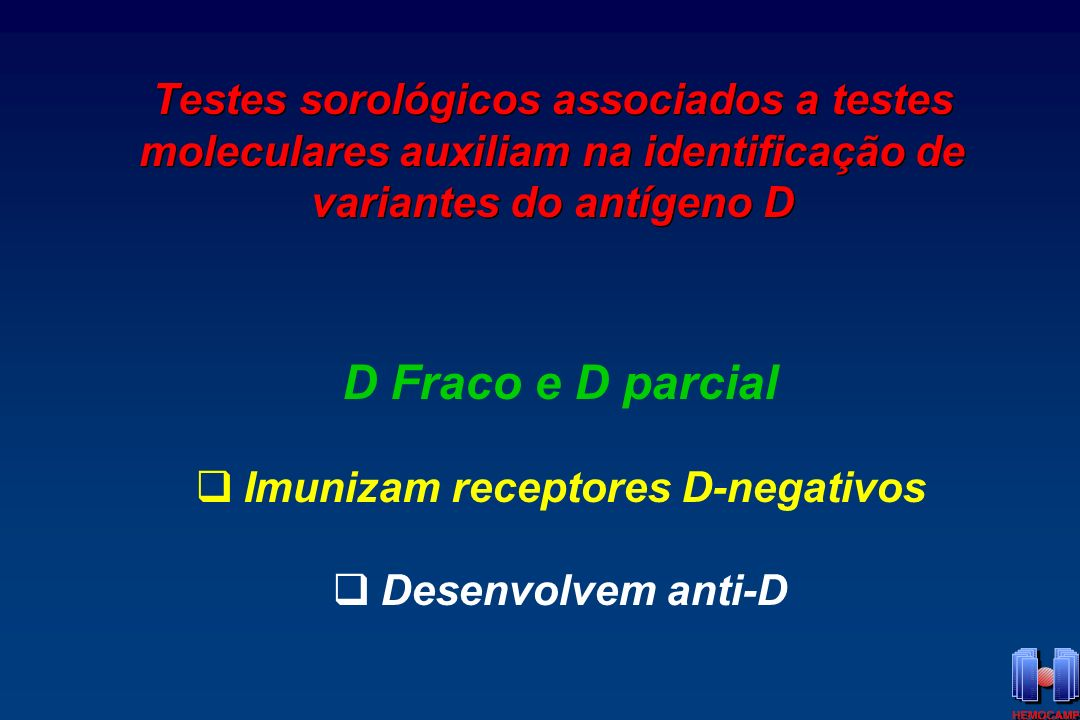 Imunizam receptores D-negativos