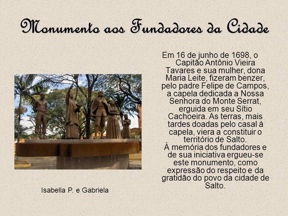 Monumento aos Fundadores da Cidade