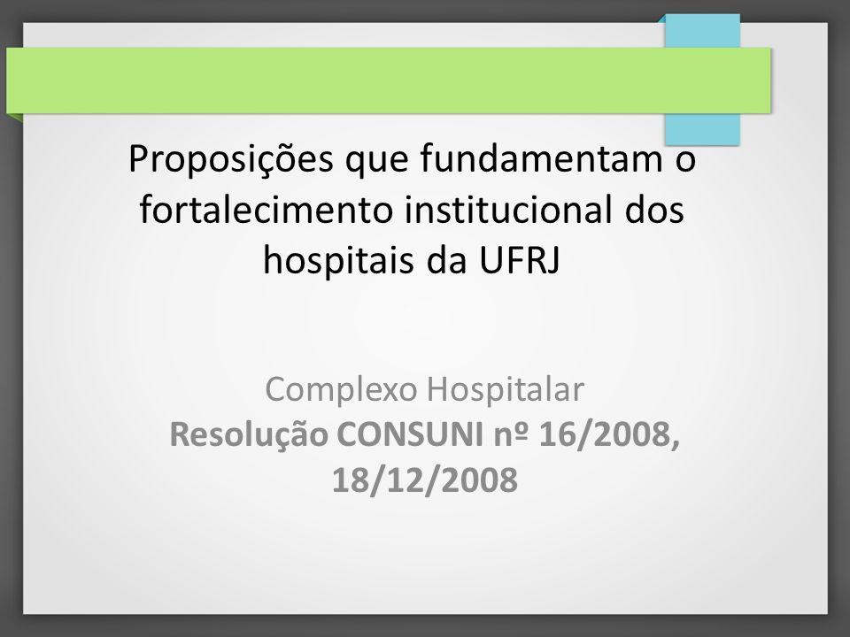 Resolução CONSUNI nº 16/2008, 18/12/2008